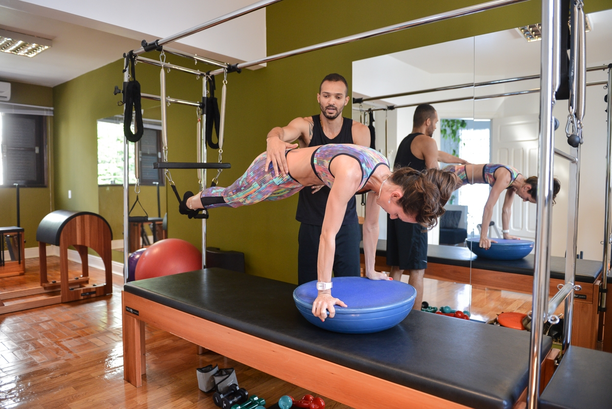 Aula de Pilates no Brooklin - Aula Experimental de Pilates
