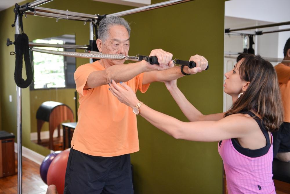 Aulas de Pilates na Consolação - Pilates Clássico