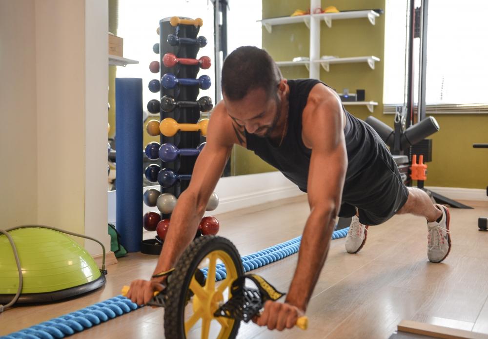 Fortalecimento Musculares na Santa Efigênia - Definição Muscular