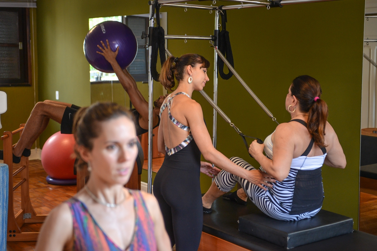 Onde Encontrar Pilates Clássico no Pari - Pilates para Stress