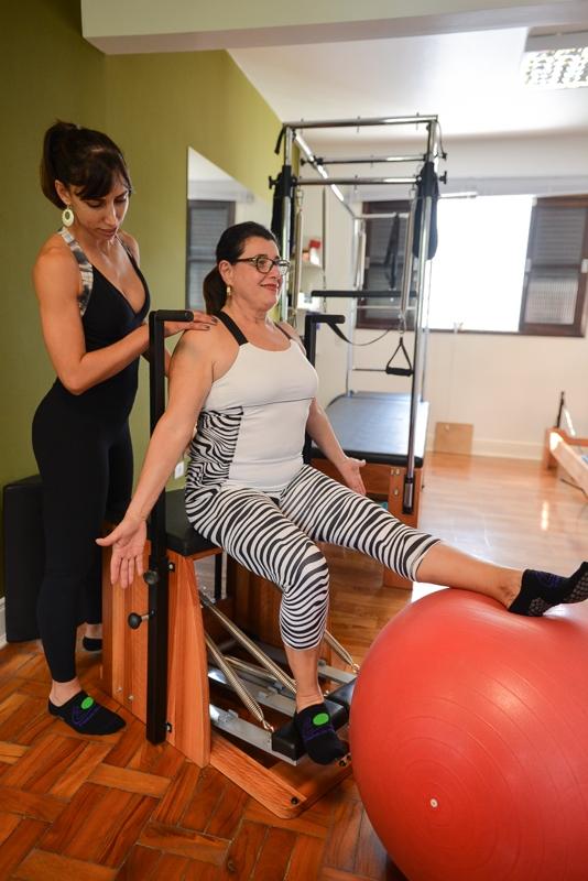 Onde Encontrar Pilates para Joelho no Bom Retiro - Pilates para Stress