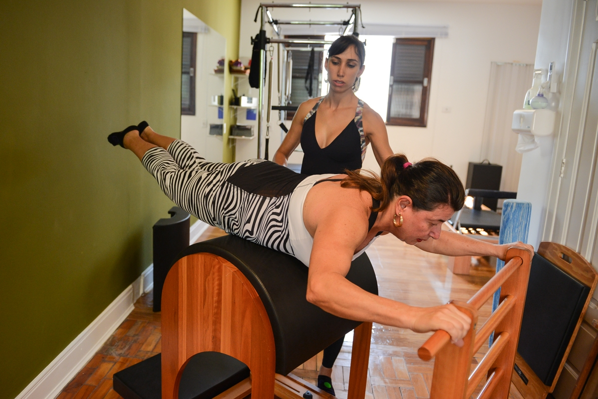 Onde Encontrar Pilates para Lombar no Brooklin - Academia de Pilates