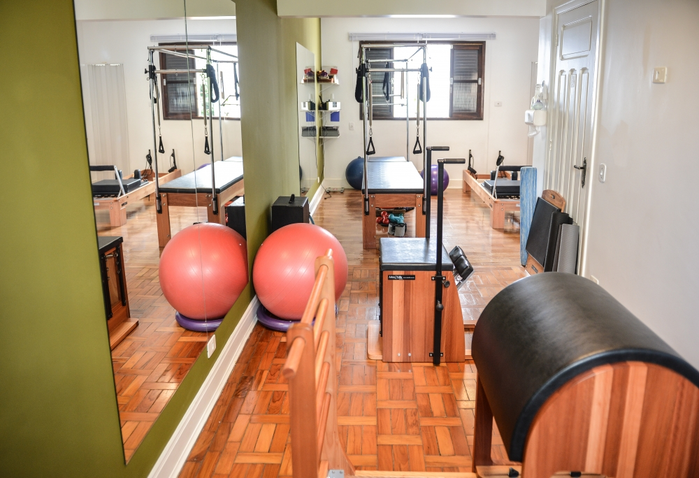 Onde Encontro Estúdio de Pilates no Ibirapuera - Aula Experimental de Pilates