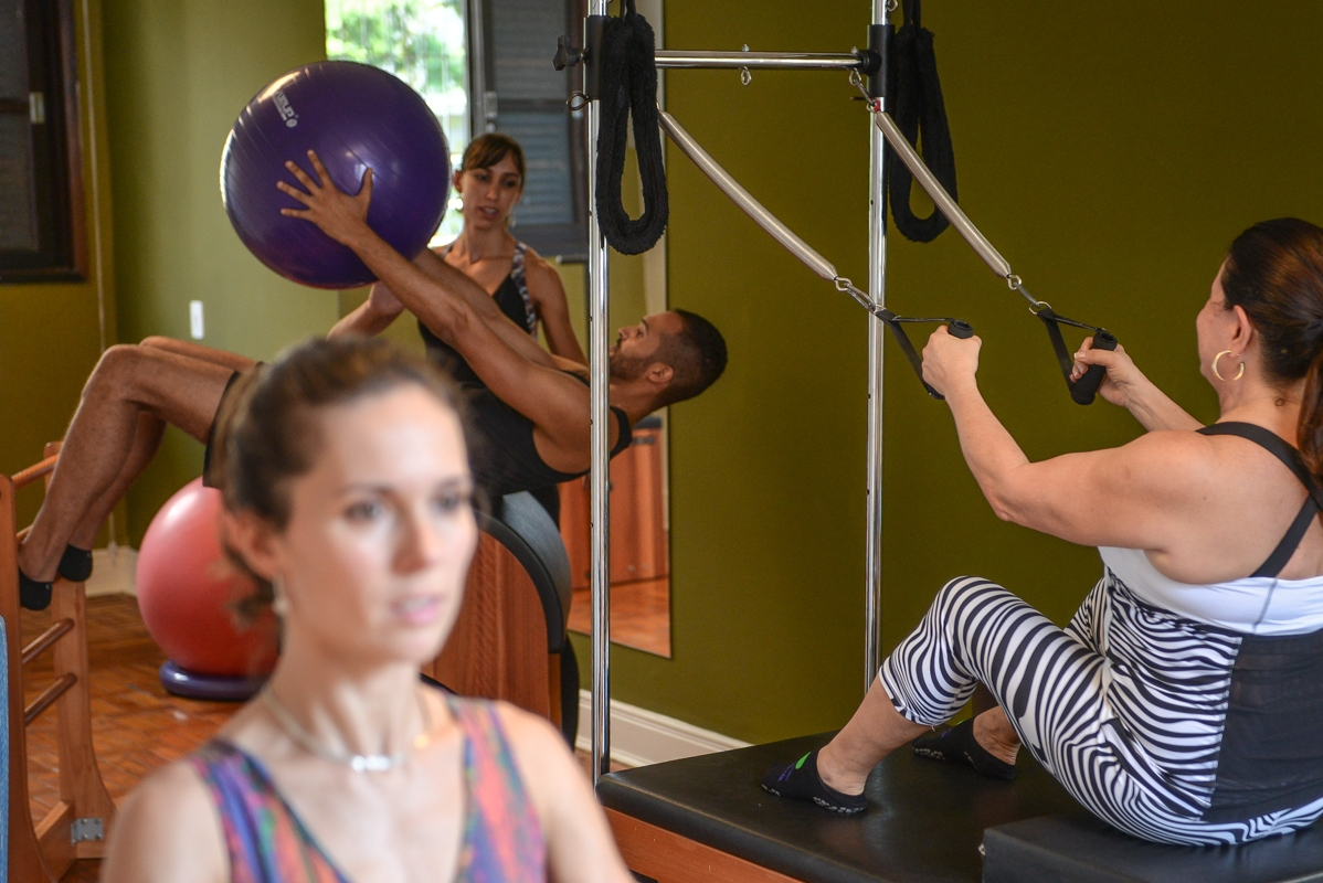 Onde Encontro Pilates Clássico na Liberdade - Centro de Pilates