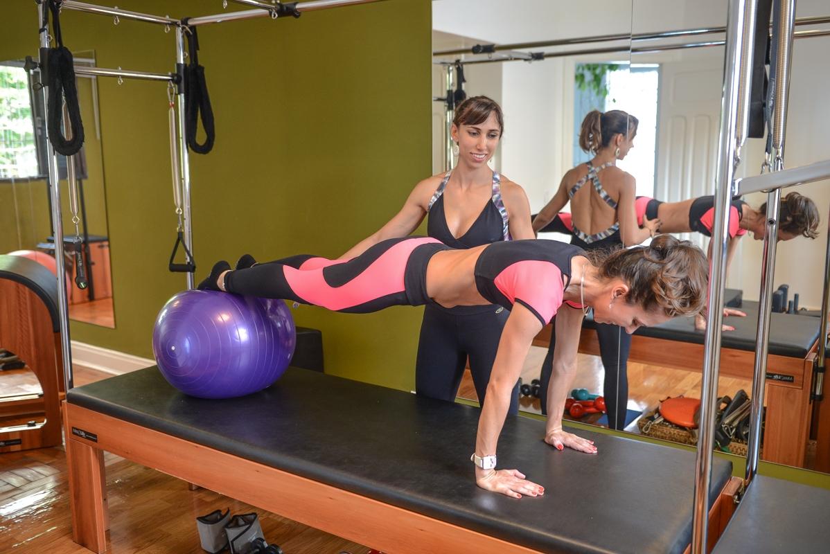 Onde Encontro Pilates Funcional em Santa Cecília - Aulas de Pilates