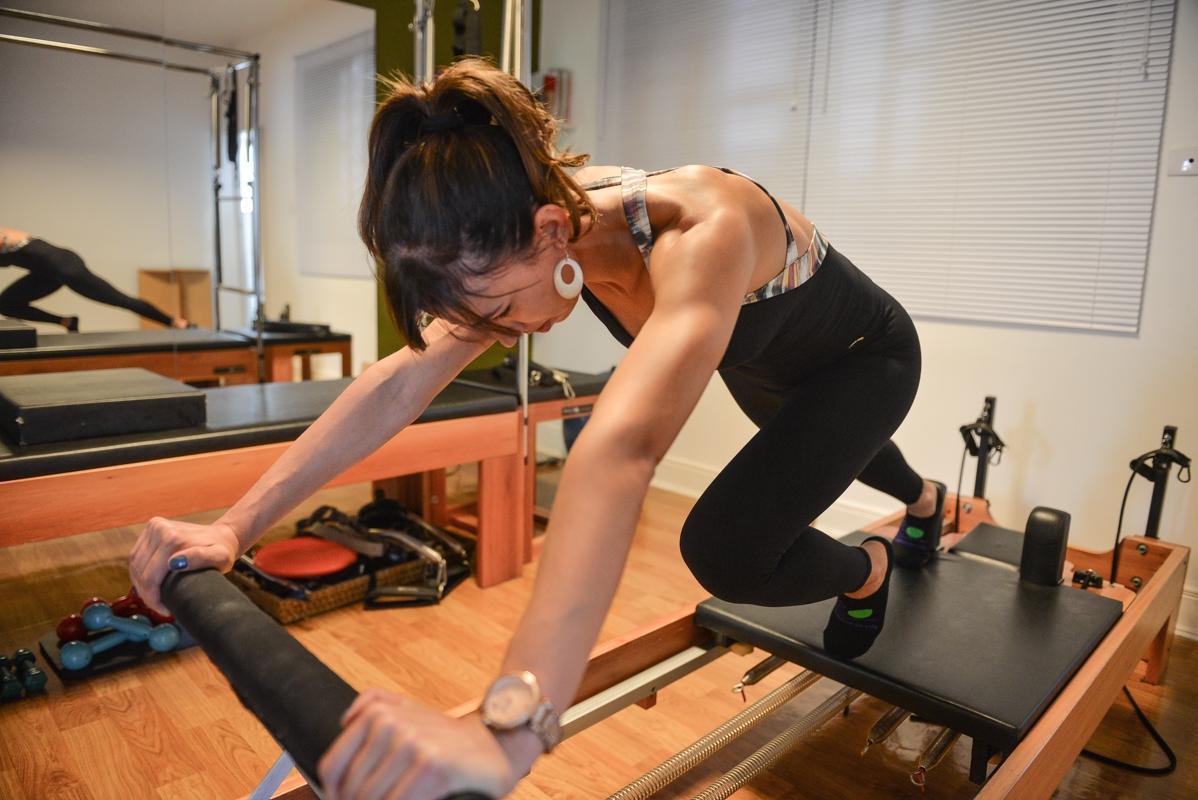 Onde Encontro Pilates para Atleta Ana Rosa - Pilates Funcional