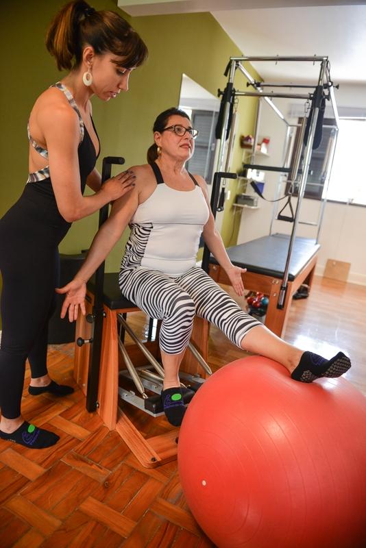 Onde Encontro Pilates para Joelho no Jardim América - Pilates para Pós-operatório