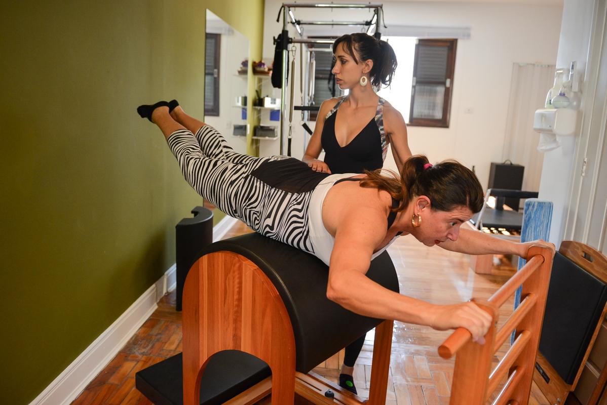 Onde Encontro Pilates para Lombar em Glicério - Pilates para Dor