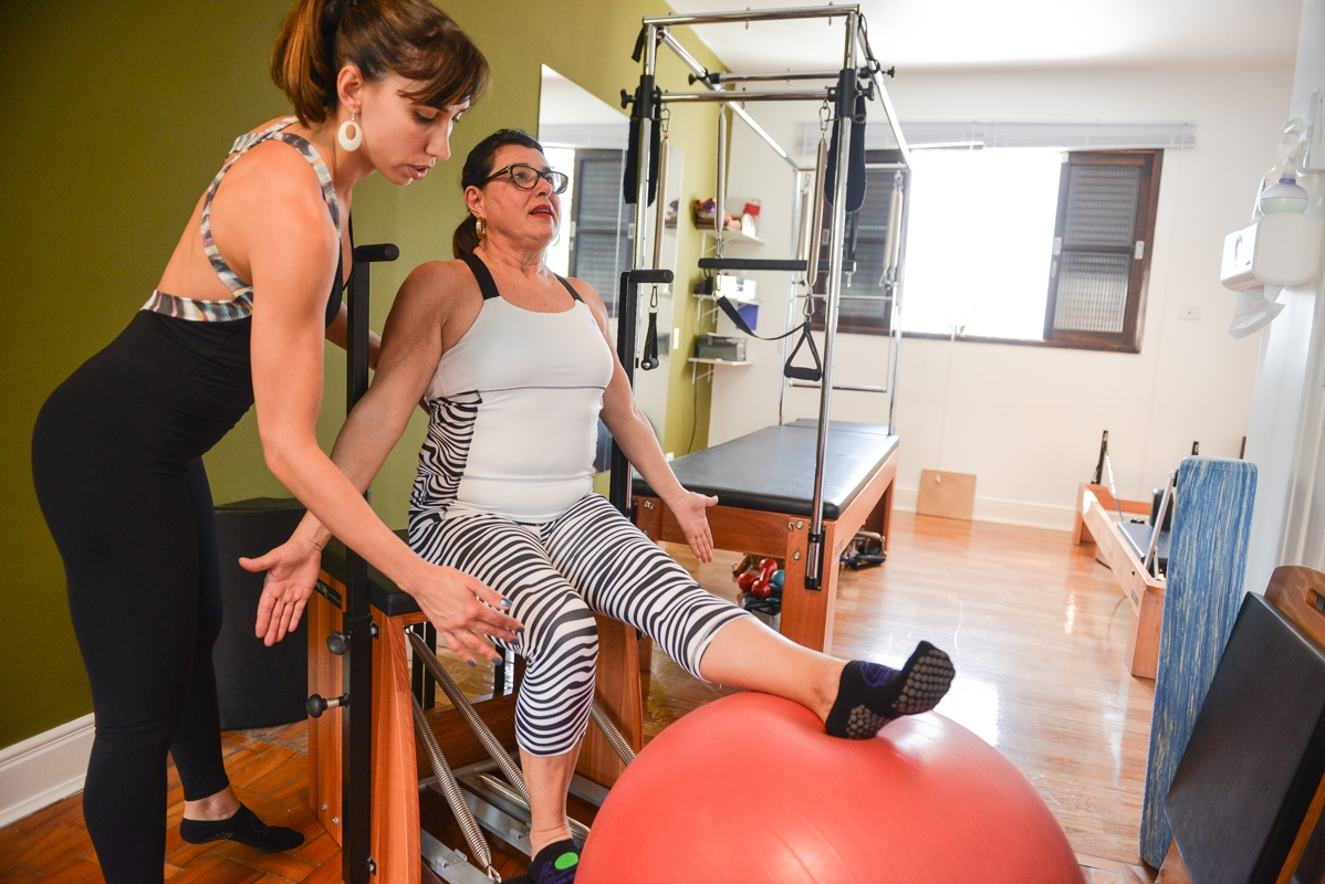 Pilate para Joelho no Brooklin - Centro de Pilates