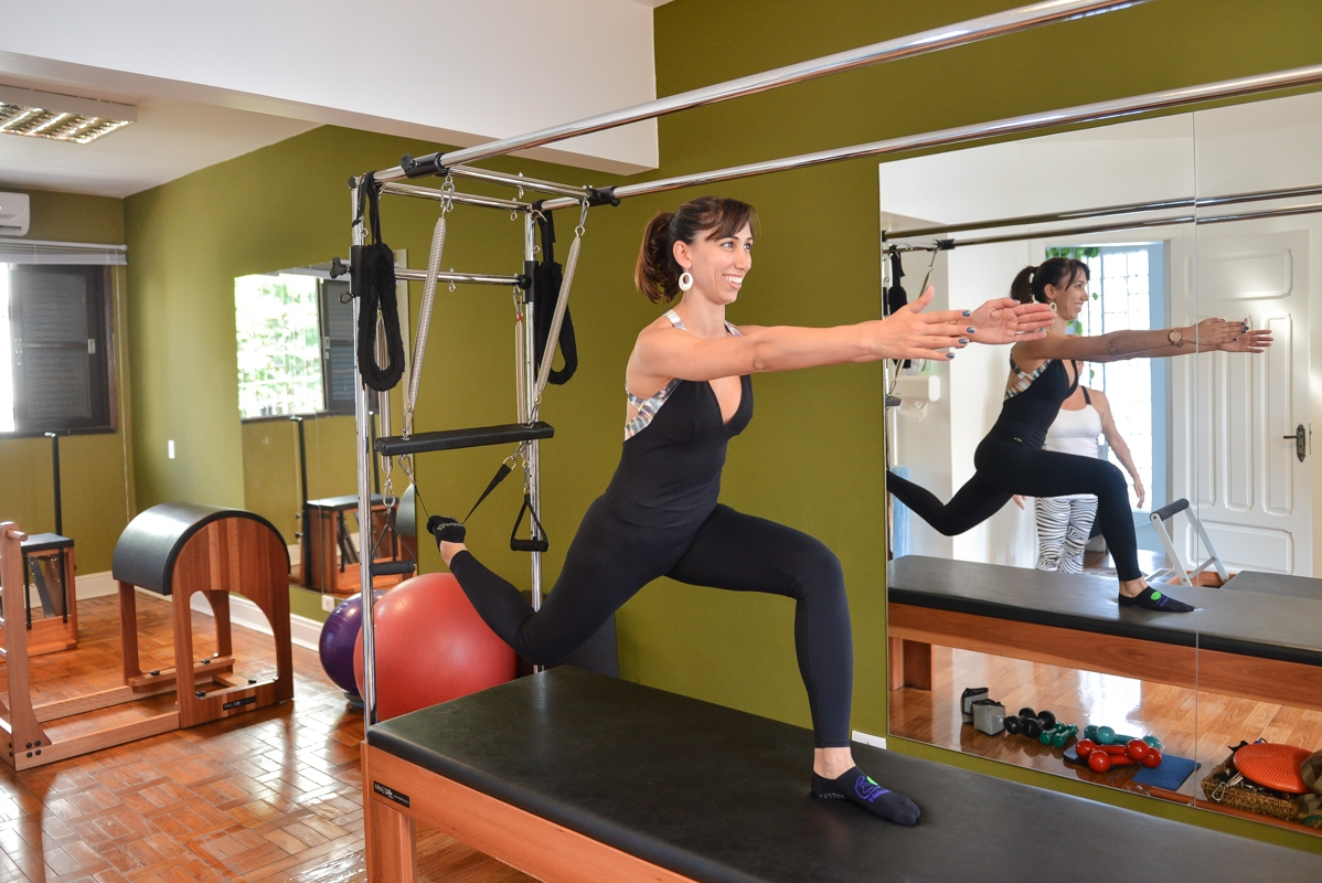 Pilate para Stress no Centro - Pilates Funcional