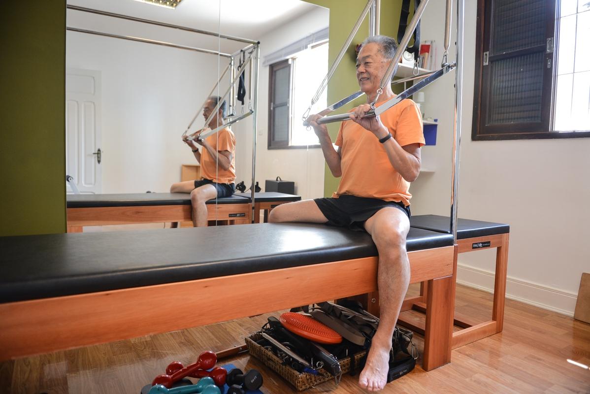 Pilates Clássicos em Higienópolis - Academia de Pilates