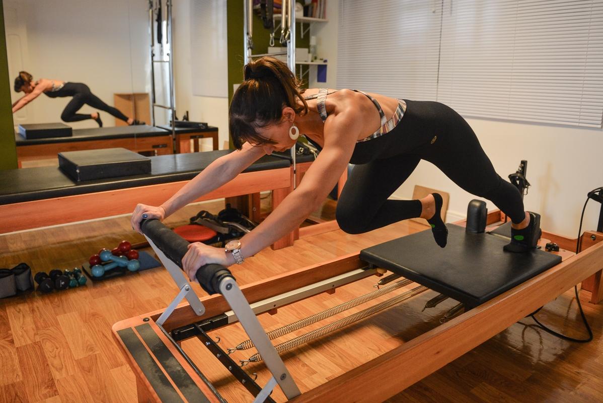 Pilates para Atleta no Centro - Centro de Pilates