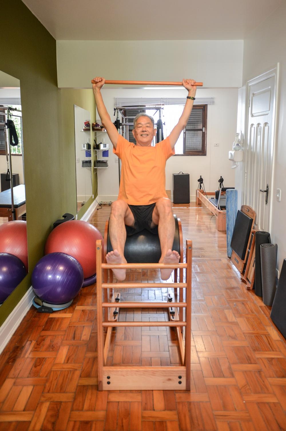 Pilates para Dor Preço no Brás - Aulas Pilates em Sp