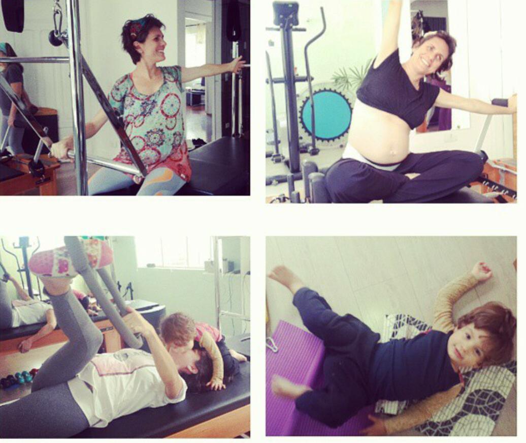 Pilates para Gestantes Ana Rosa - Aulas de Pilates
