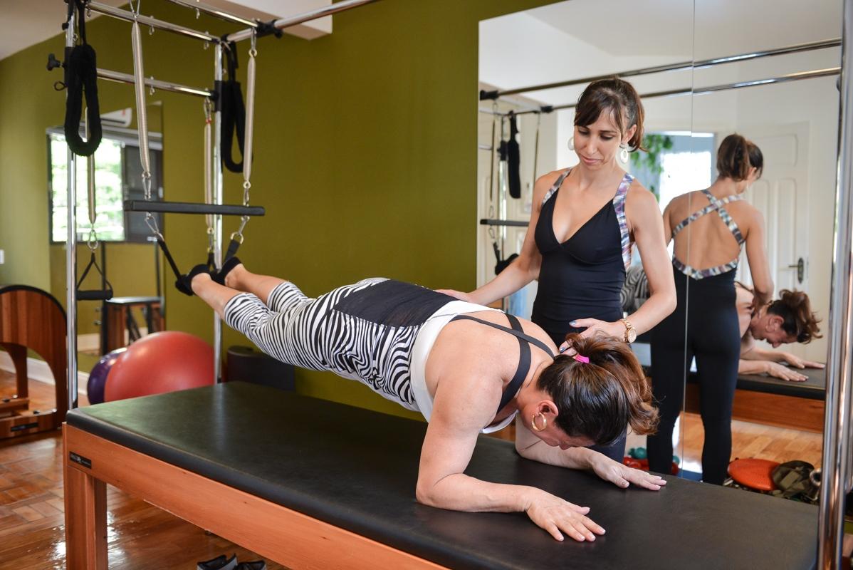 Pilates para Joelho na Aclimação - Academia de Pilates