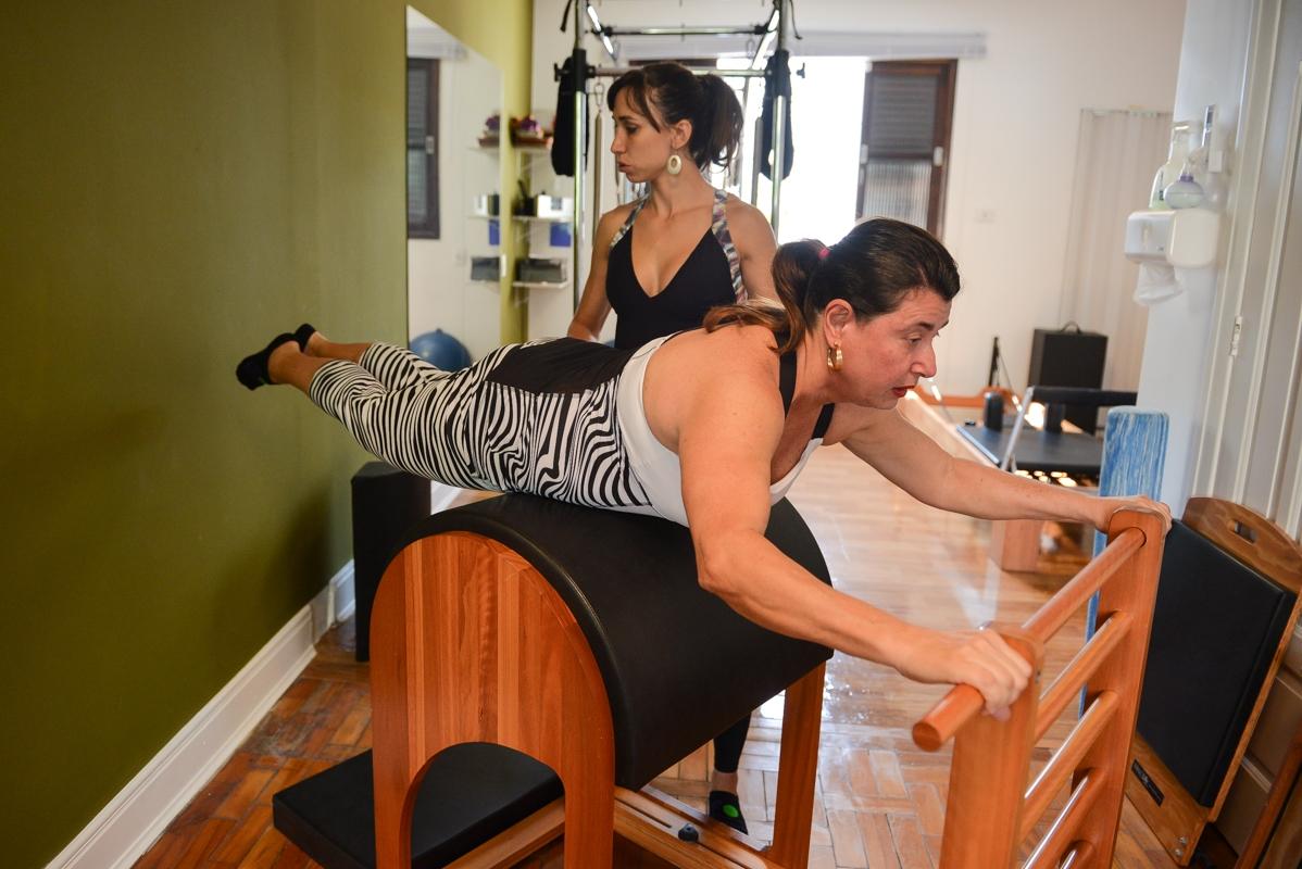 Pilates para Lombar na Luz - Pilates para Atleta