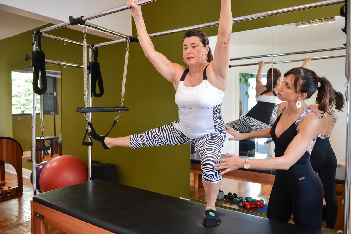 Pilates para Stress Preço na Bela Vista - Academia de Pilates