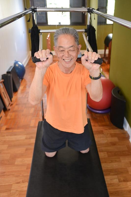 Pilates para Stress Ana Rosa - Aulas de Pilates