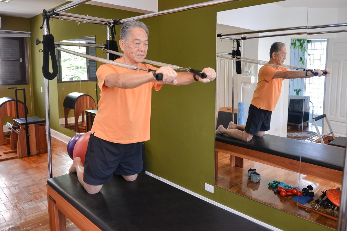 Pilates Tradicionais no Jardim América - Pilates para Atleta