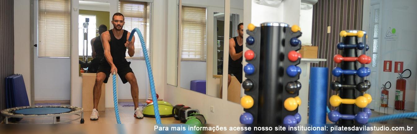 Pilates Vila Studio - Academia com Treino Funcional