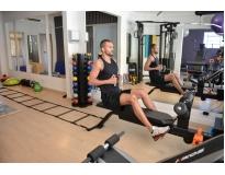 academia com treino funcional na Sé
