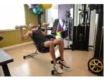 academia de treino funcional no Itaim Bibi