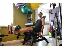 academia com treino funcional