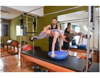aula de pilates no Brooklin
