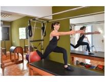 aula experimental de pilates preço no Itaim Bibi