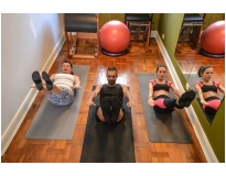 aula pilates em sp em Interlagos