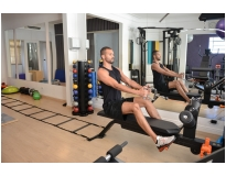 aulas experimentais de pilates no Pari