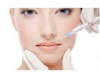 clínica de estética para preenchimento facial em Glicério