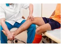 clínica de fisioterapia na Luz
