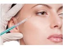Clínica estética para botox preço no Cambuci