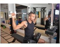 definição muscular no Ibirapuera