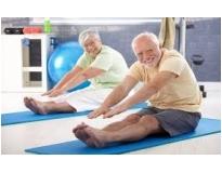 fisioterapia geriátrica preço no Paraíso