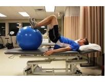 fisioterapia para joelho preço na Sé