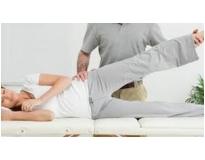 fisioterapia para quadril no Bom Retiro