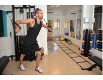 fortalecimento muscular na Cidade Jardim