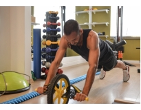 fortalecimento musculares na Aclimação