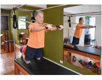 onde encontrar aulas de pilates no Pari