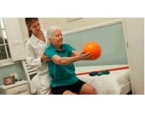 onde encontrar clínica de fisioterapia para idosos na Bela Vista