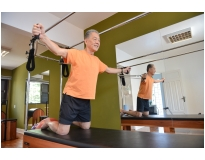 onde encontrar pilates para stress no Ibirapuera