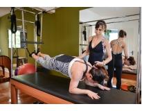 onde encontro pilates para dor no Ibirapuera