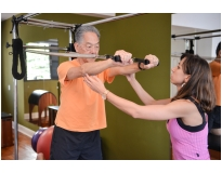 onde encontro pilates tradicional no Brooklin