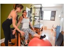 pilate para joelho na Saúde