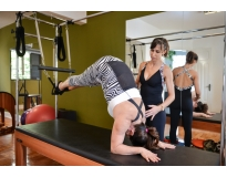 pilates para dor no Ibirapuera