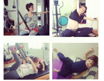 pilates para gestantes no Brooklin