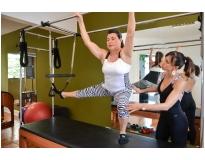 pilates para stress preço em Higienópolis