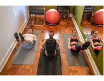 pilates solo no Pari